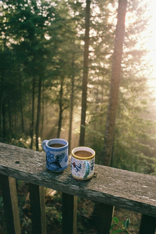 LE LOVE BLOG LOVE PIC IMAGE PHOTO TWO COFFEE MUGS COUPLE One More Cup Of Coffee by KatieAnnOwens, on Flickr