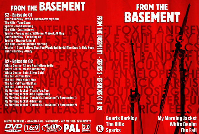 From The Basement Series 2 Episodes 1 & 2