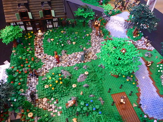Brickvention 2013 - The Lions Head Tavern!