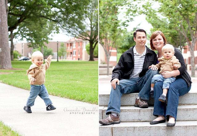 Thorn Family | Amanda Brendle Photograhy - Eastern NC Photographer