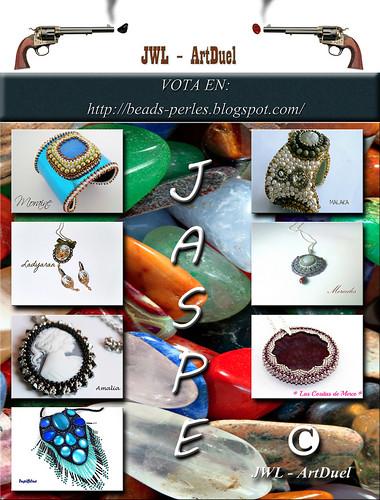 JWL-ArtDuel Enero 2013 by Malaka65
