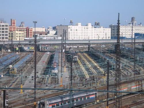 Subway railyard by Coyoty