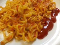 Hostel staple food