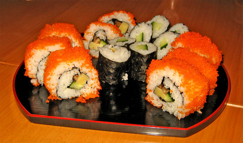 LAILAC Firenze Corso sushi & sashimi terza lezione by fugzu