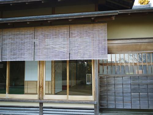 Kakegawa Castle's tearoom