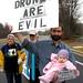 Drones are evil