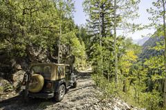 Jeep ride to Crystal Mill