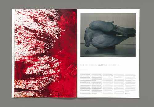 upon paper hermann nitsch:nick knight