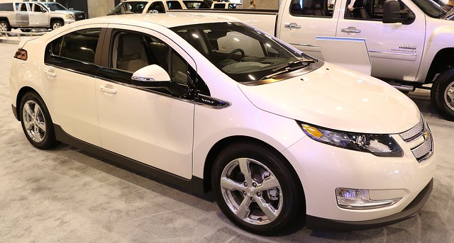 Chevy Volt Advantages and Disadvantages http://www.flickr.com/photos/jacofoto/8415179417/