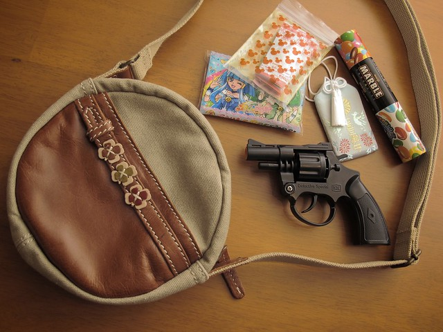 Photo:SAKURAKO - What's in your bag? By MIKI Yoshihito. (#mikiyoshihito)