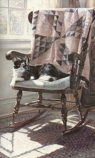 Steve Hanks~ The Cat´s Lair