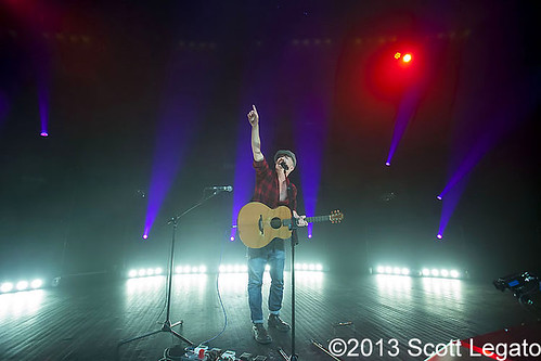 Foy Vance - 01-24-13 - The Fillmore, Detroit, MI