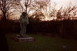 Musée Rodin - Parijs {november 1988}
