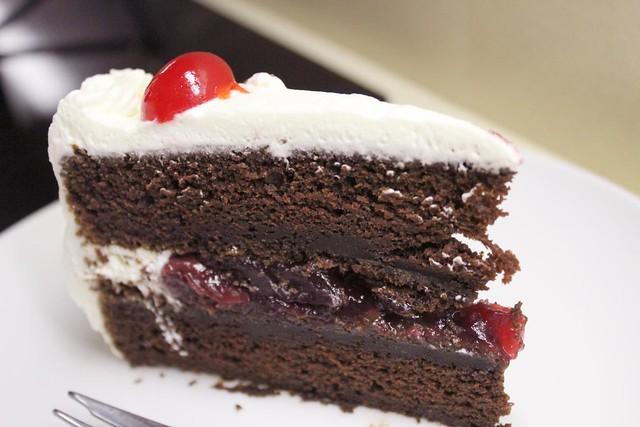 Black Forest Cake Slice 6 | Flickr - Photo Sharing!
