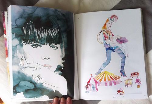 Watercolor Artists Book_Samantha Hahn