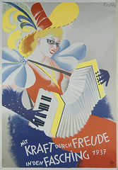 With power through joy in the carnival (1937)