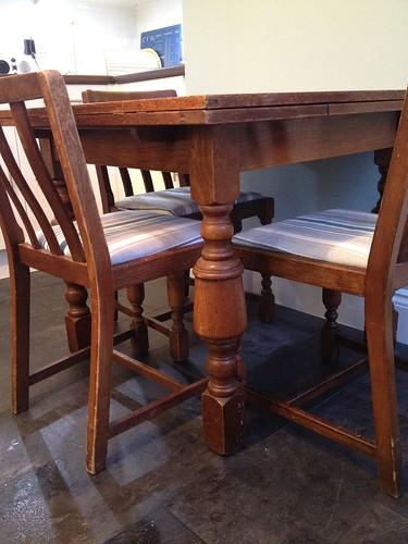 Gran's table