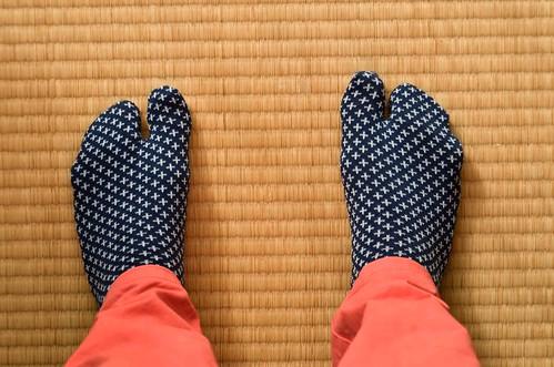 Geisha Socks