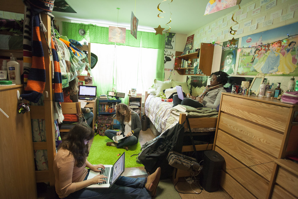 All housing placements for first-year students are based on course selection and registration as a part of the First-Year Experience Program.