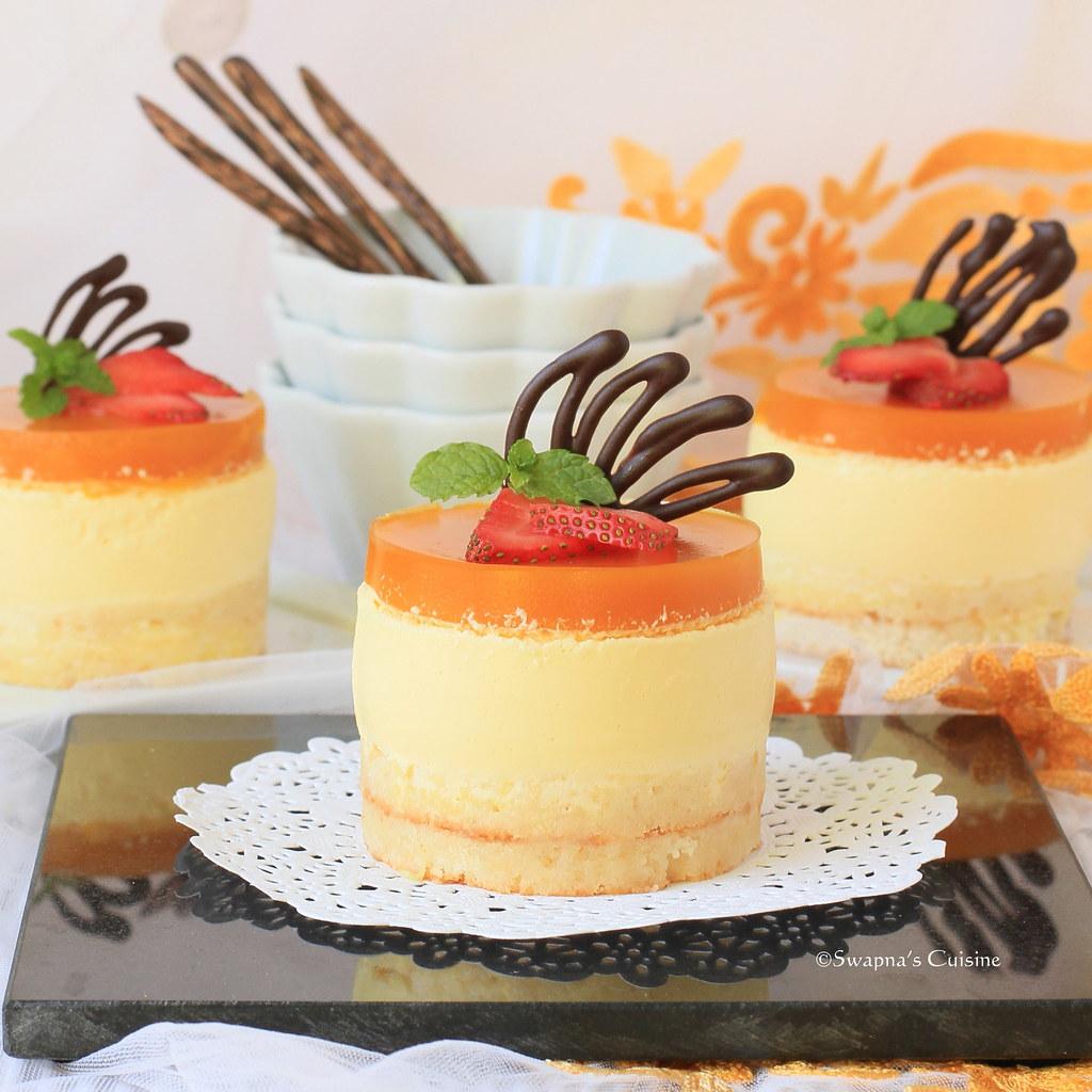Swapna 39 s cuisine mango cheese cake recipe for Dessert cake ideas
