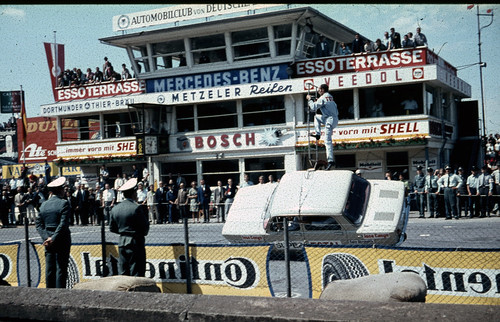 Rahmenprogramm Formel 1 1967 Nürburgring