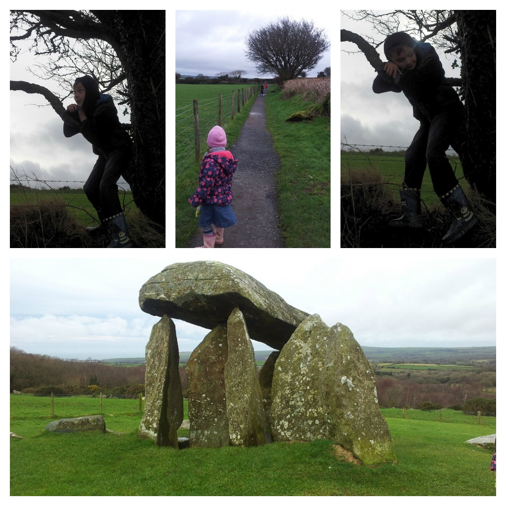 , Pentre Ifan with #CountryKids