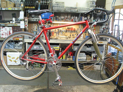 Og Gordon Black Mountain Cycles