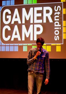 Oliver Williams of Gamer Camp