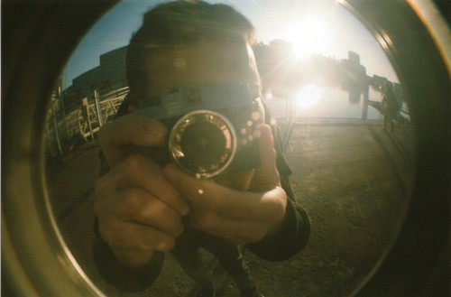 Shooting with a diana mini
