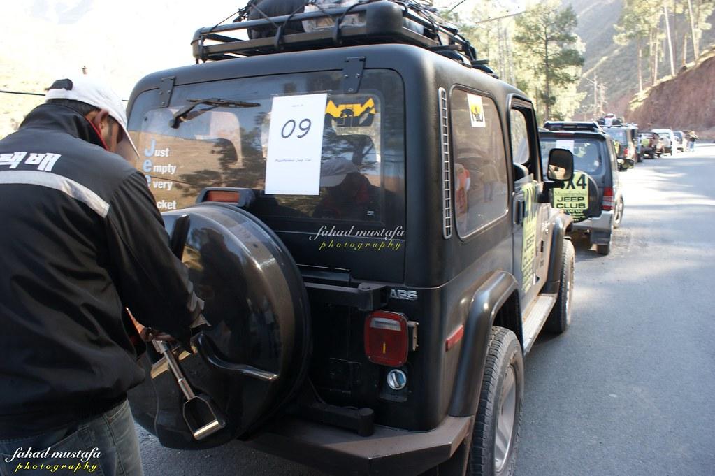 Muzaffarabad Jeep Club Neelum Snow Cross - 8469355374 53fd2cc2f6 b