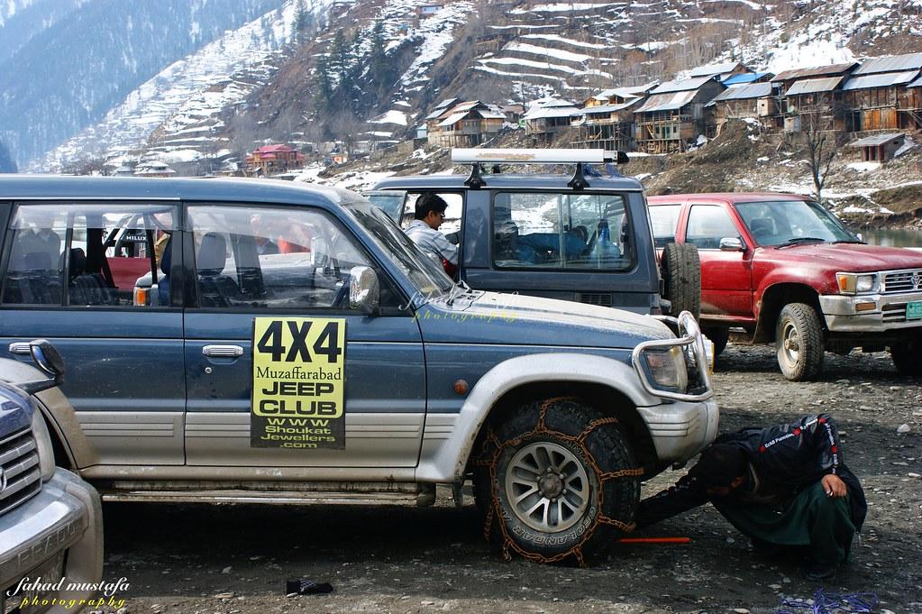 Muzaffarabad Jeep Club Neelum Snow Cross - 8471861746 c85c07fbdb b