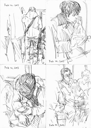 in the train-2