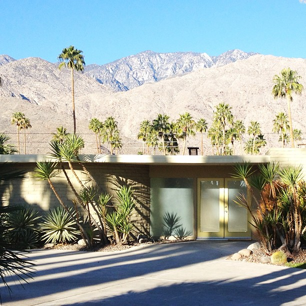 Houses of Palm Springs #4.