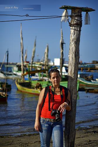 Laura en Casilda by Rey Cuba