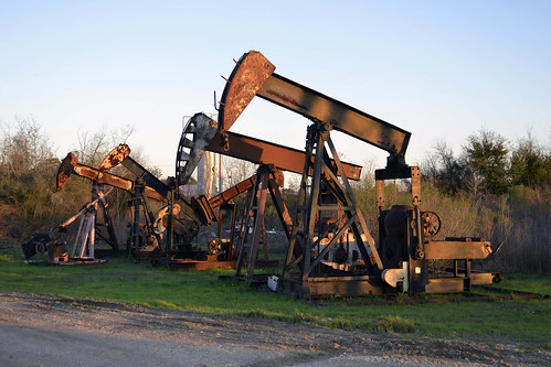 Oil Graves