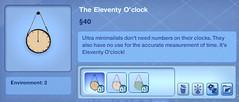 The Eleven O'clock