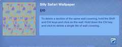 Silly Safari Wallpaper