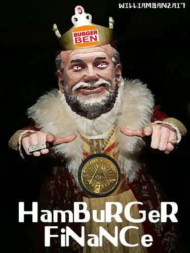 BURGER BEN by Colonel Flick/WilliamBanzai7
