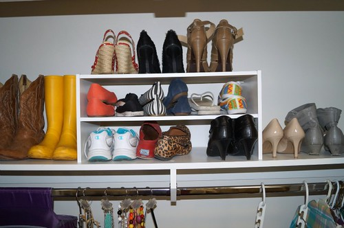 Style That Moves-How To Organize a Small Closet