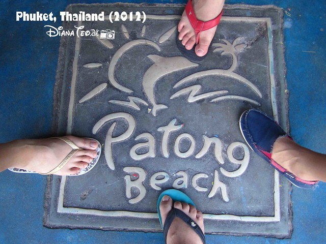 Phuket Day 2 - Patong Beach 06