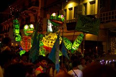 2013 Giant Puppet Parade