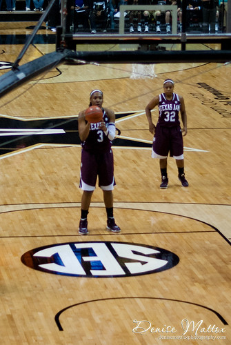 Aggie Women Basketball