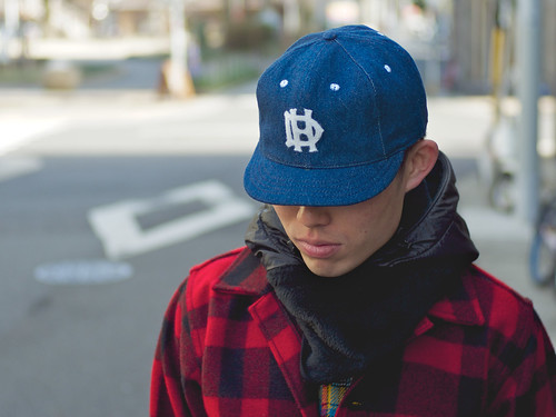 Cooperstown / HD Denim Cap [Hunky Dory Exclusive] Snap Vol.2