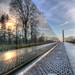 Vietnam War Memorial HDR by Brandon Kopp