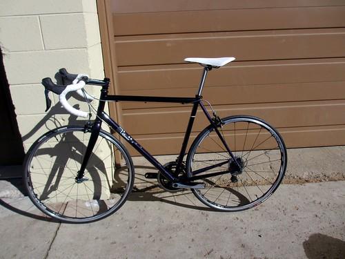 George's Road Bike