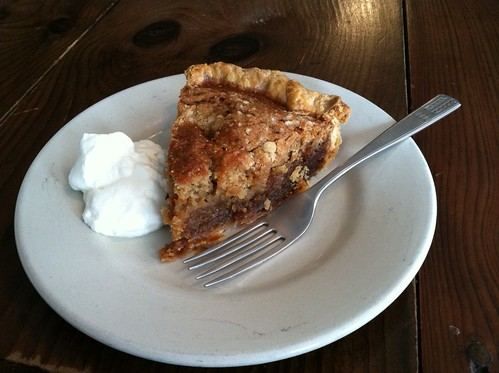 Rosemary Shoo-fly Pie