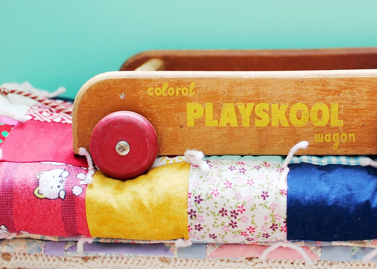 Playskool Wagon