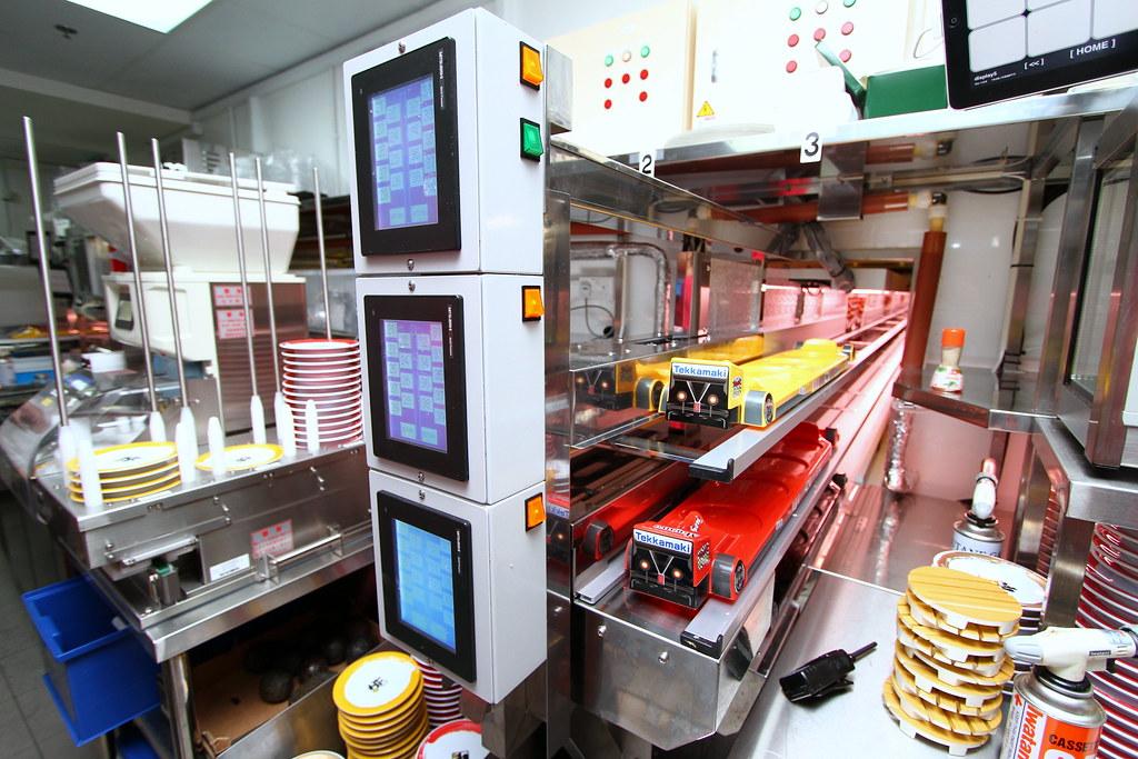 Behind the Scene of Genki Sushi
