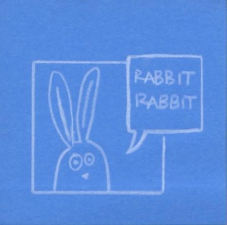 rabbit rabbit by Bricoleur's Daughter