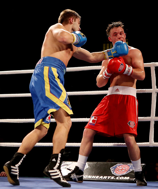 01/03/2013 British Lionhearts 2-3 Ukraine Otamans